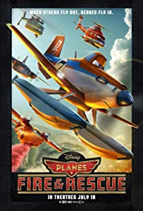Movies you watch online Planes: Fire \u0026 Rescue [hddvd]