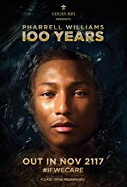 Louis XIII presents Pharrell Williams 100 Years Poster