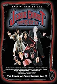 Jesus Christ Vampire Hunter Poster