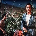 John Justin and Sabu in The Thief of Bagdad (1940)