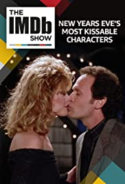 IMDb On Location: Your Movie Character NYE Kiss Poster