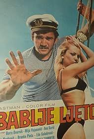 Boris Dvornik and Milja Vujanovic in Bablje ljeto (1970)