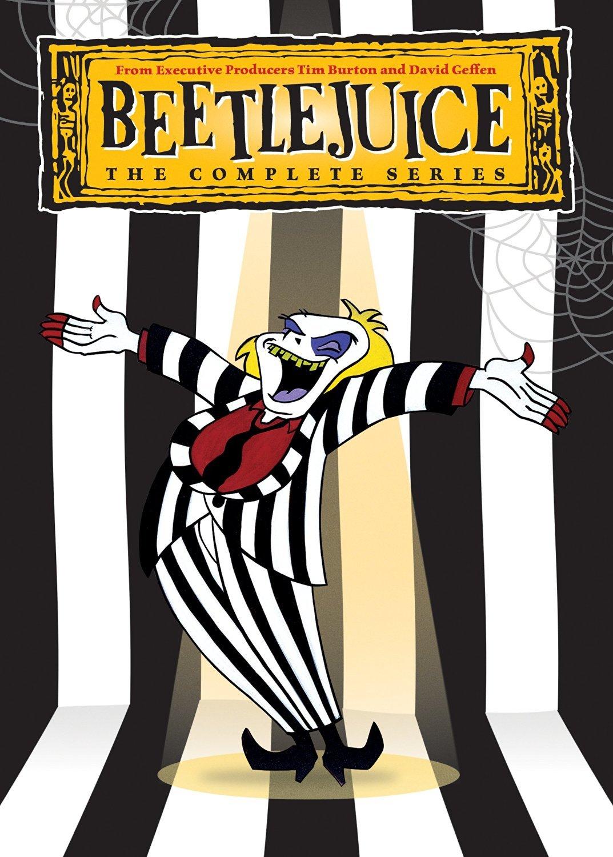Beetlejuice Tv Series 1989 1991 Imdb