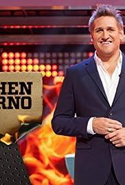 Kitchen Inferno Poster