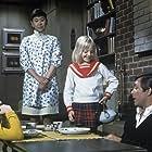 Jodie Foster, Bill Bixby, Brandon Cruz, and Miyoshi Umeki in The Courtship of Eddie's Father (1969)