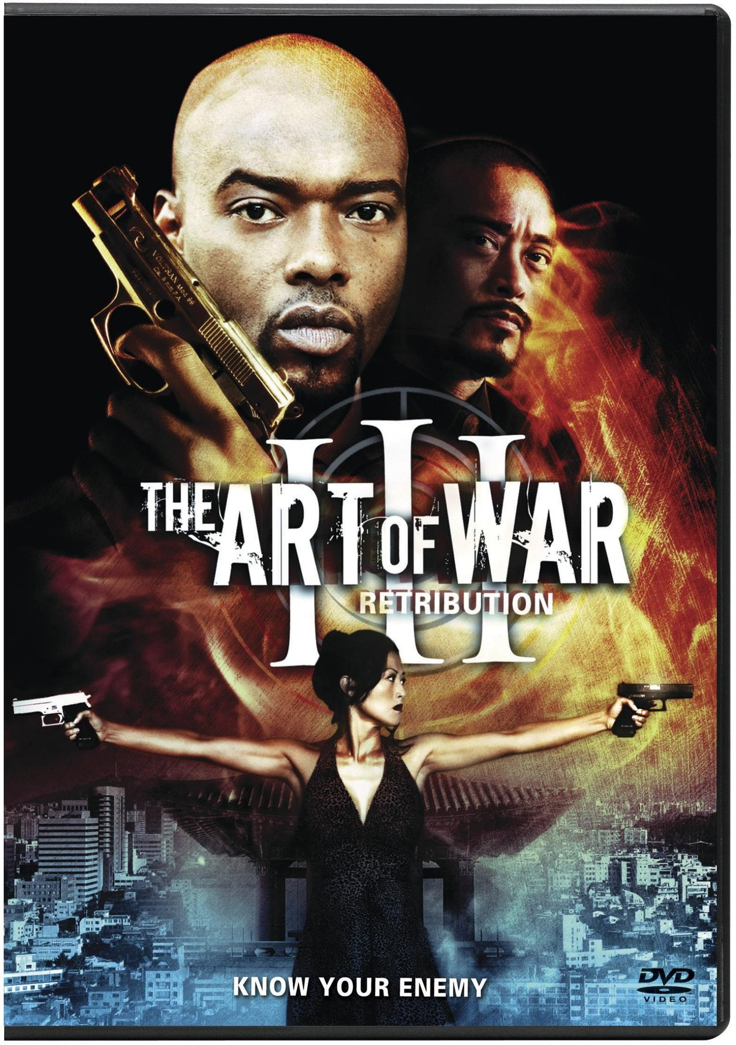 Download The Art of War III: Retribution (2009) Dual Audio (Hindi-English) 480p | 720p