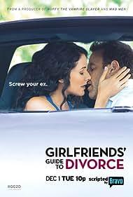 Paul Adelstein and Lisa Edelstein in Girlfriends' Guide to Divorce (2014)