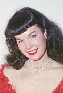 Bettie Page color