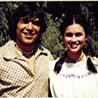Anita Brown with Nathaniel Arcand