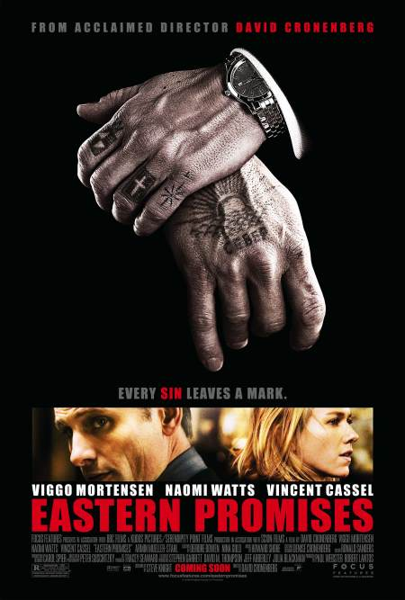 Eastern Promises (2007) BluRay 480p, 720p & 1080p