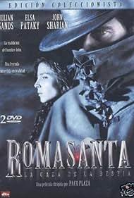 Julian Sands and Elsa Pataky in Romasanta (2004)