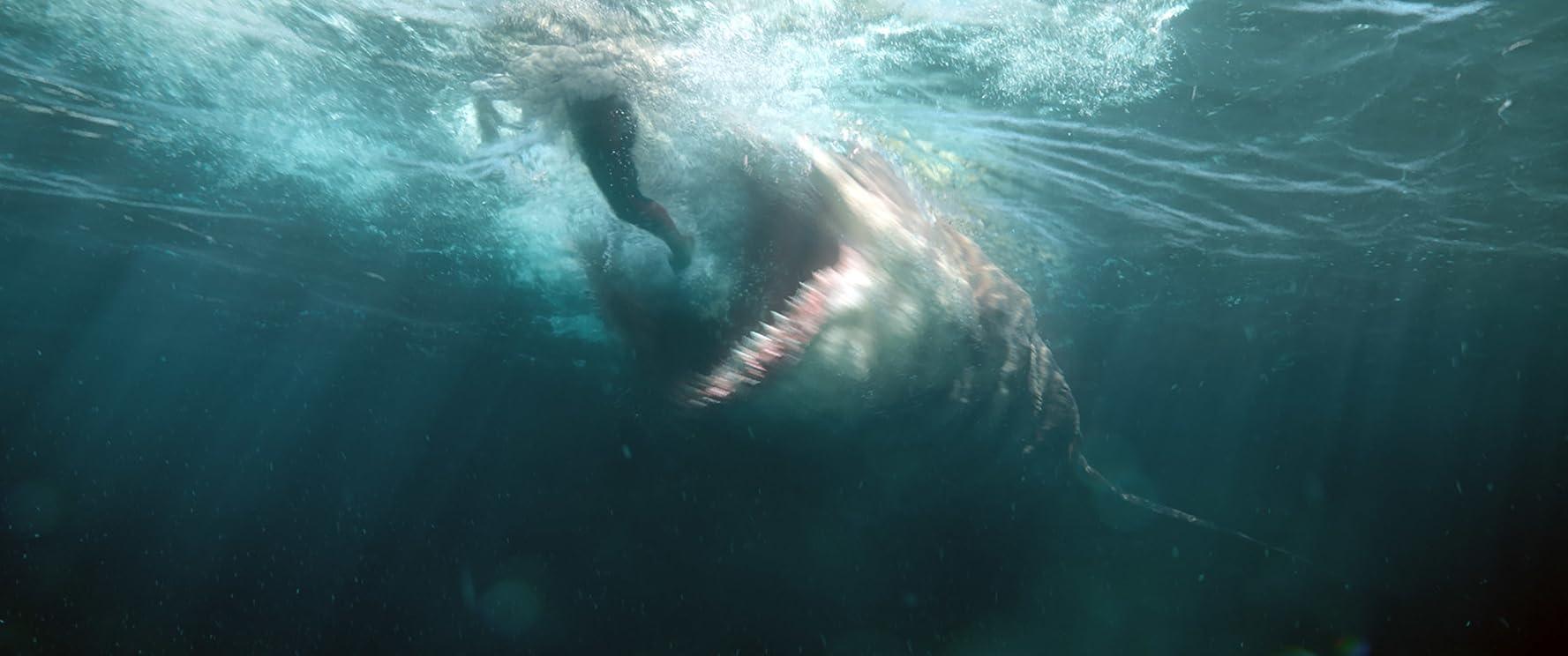 Cá Mập Siêu Bạo Chúa (The Meg)