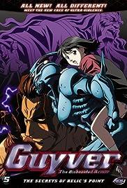Guyver: The Bioboosted Armor Poster - TV Show Forum, Cast, Reviews