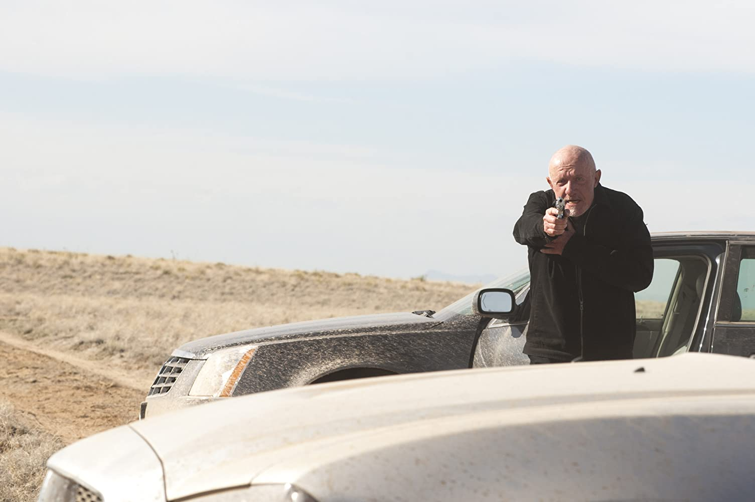 Jonathan Banks in Breaking Bad (2008)