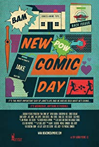 Movies mobile download New Comic Day USA [mp4]