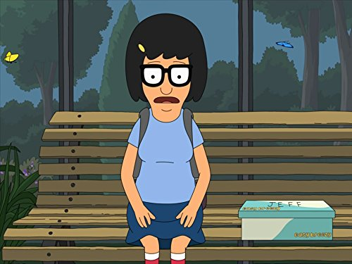 Bob S Burgers Tina And The Real Ghost Tv Episode 2014 Imdb