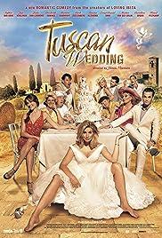 Toscaanse bruiloft Poster