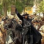 Antonio Banderas in The Legend of Zorro (2005)