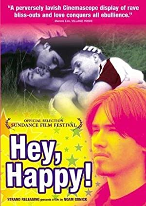 Hey, Happy! (2001) with English Subtitles on DVD 2