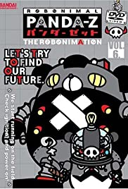 Panda Zetto: The Robonimation Poster