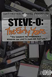Steve-O: The Early Years Poster