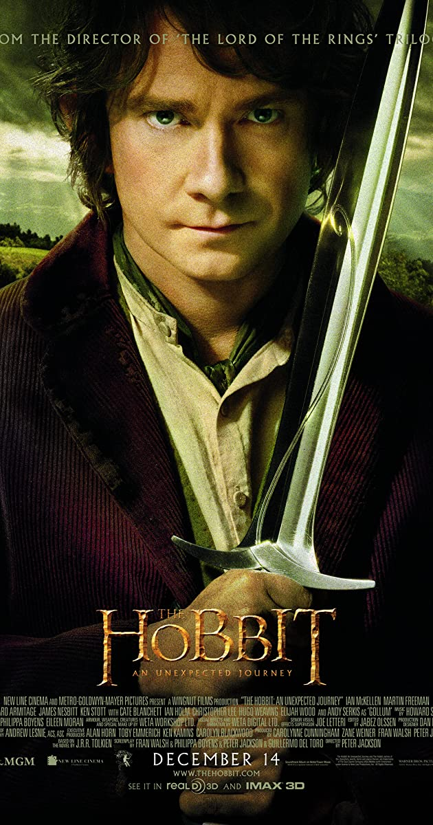 Play or Watch Movies for free The Hobbit: An Unexpected Journey (2012)