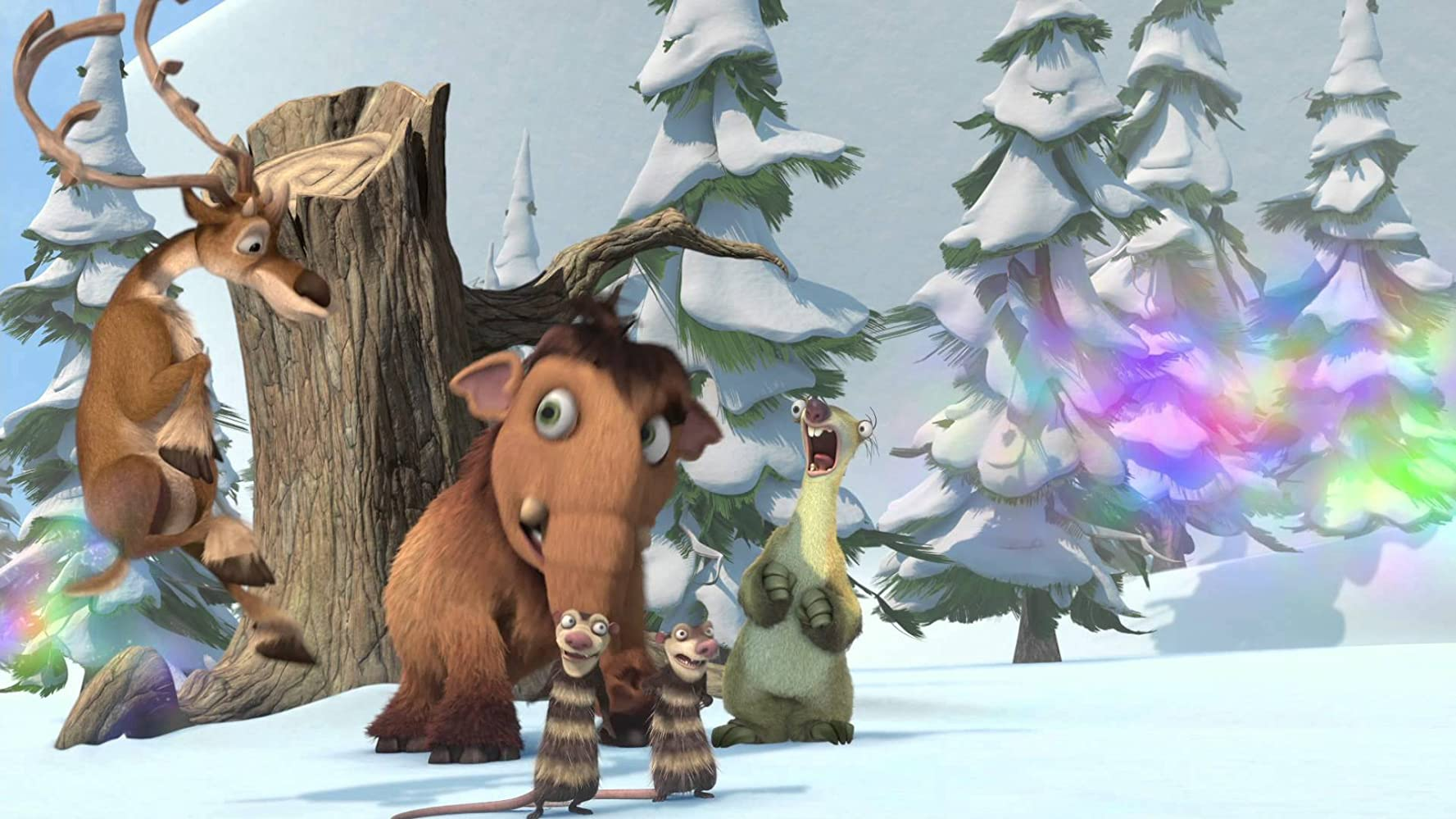 Ice Age A Mammoth Christmas (2011)