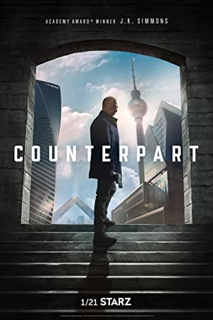 Counterpart TV Poster