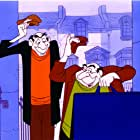 J. Pat O'Malley and Frederick Worlock in One Hundred and One Dalmatians (1961)