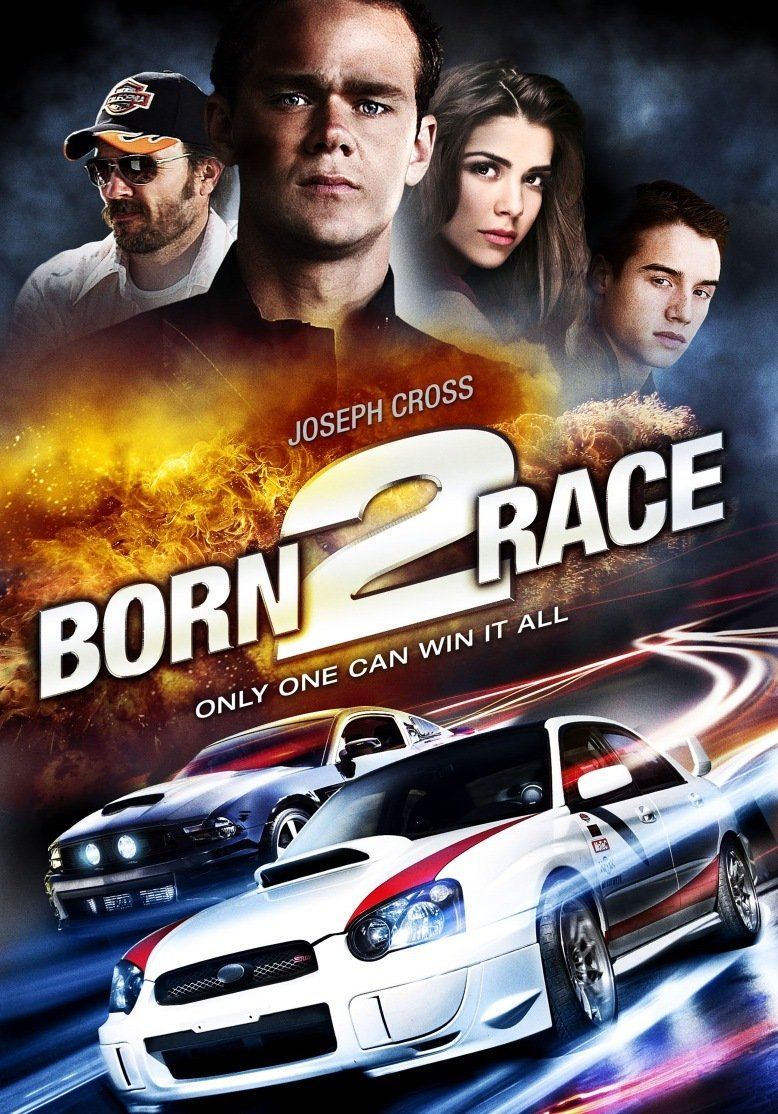 Born to Race 2011 Hindi Dubbed 720p BluRay 500MB Download