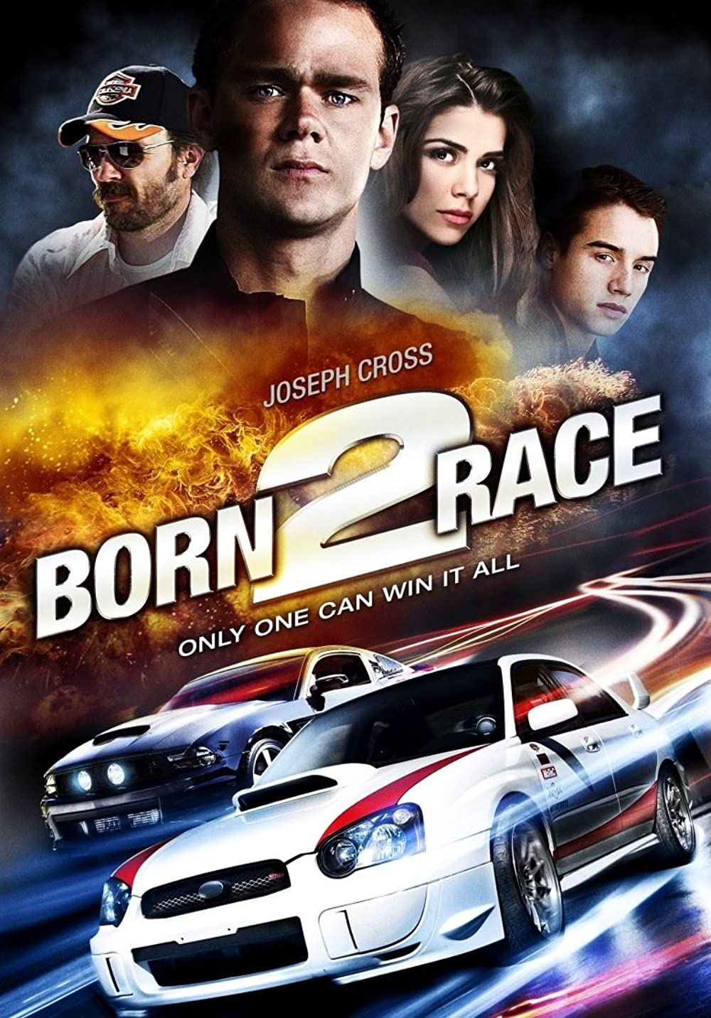 Born to Race 2011 Hindi Dual Audio 330MB BluRay ESub Download