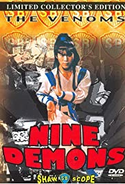 The Nine Demons Poster