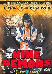Búsqueda de películas The Nine Demons (1984) by Cheh Chang  [1280x720] [HDRip]