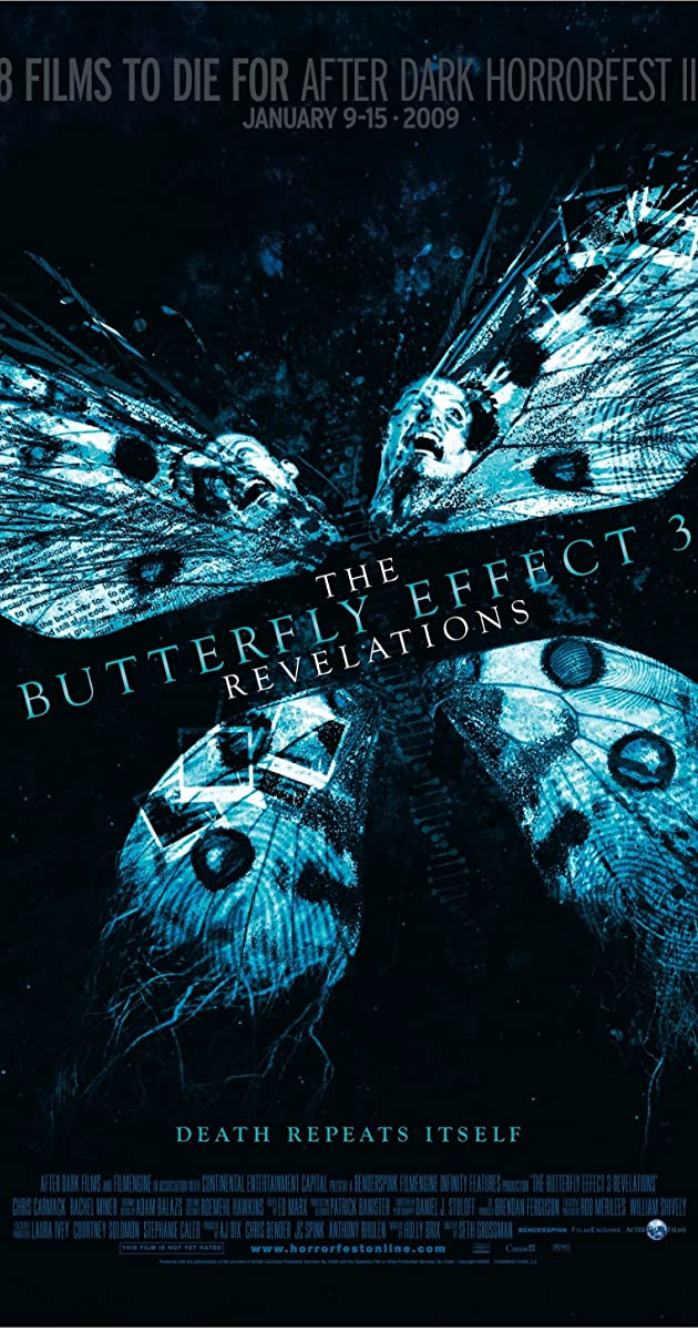 The Butterfly Effect 3: Revelations (2009) Subtitles