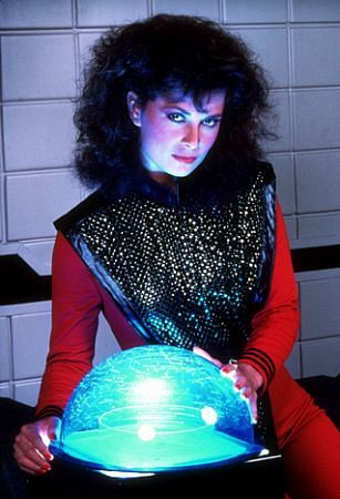 """V"" Jane Badler 1984 NBC"