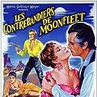 Stewart Granger and Joan Greenwood in Moonfleet (1955)