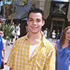 Michael Galeota at an event for The Kid (2000)
