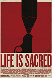 Life Is Sacred Poster