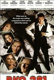 RKO 281(1999) Poster - Movie Forum, Cast, Reviews