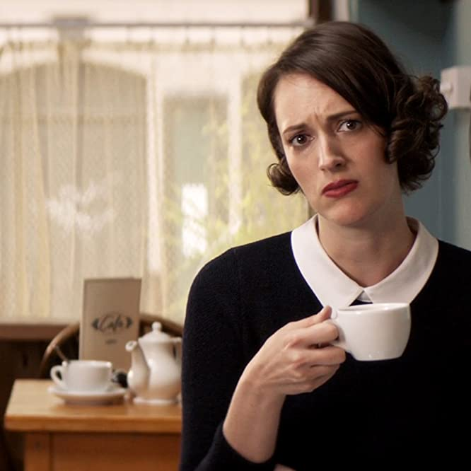 Phoebe Waller-Bridge in Fleabag (2016)
