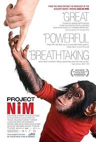Nim Chimpsky in Project Nim (2011)