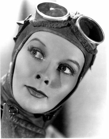 Katharine Hepburn Film Set Christopher Strong (1933) 0023891