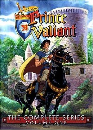 Where to stream The Legend of Prince Valiant