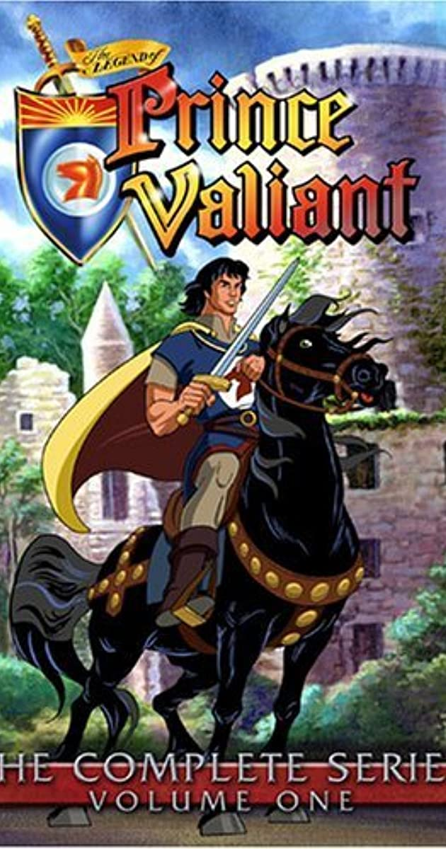 The Legend of Prince Valiant - Season 2 - IMDb