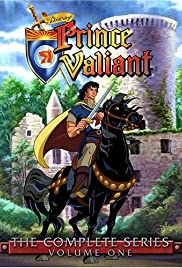 The Legend of Prince Valiant Poster