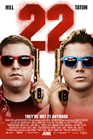 Where to stream 22 Jump Street