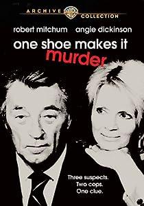 English movie download One Shoe Makes It Murder by Richard T. Heffron [480p]