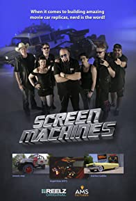 Primary photo for Screen Machines