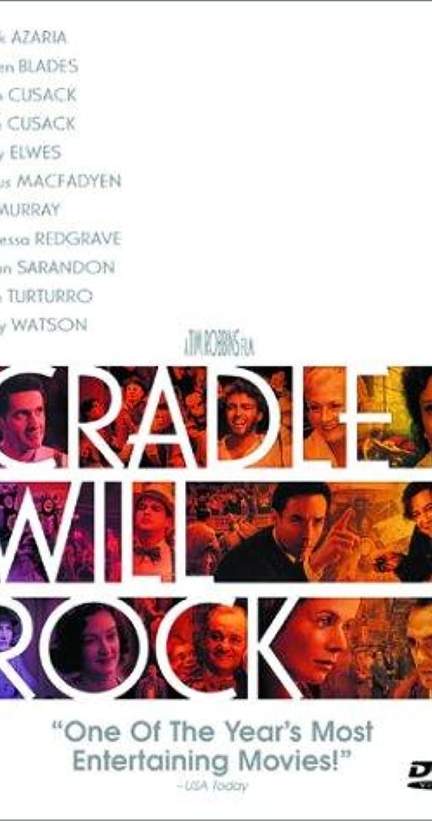 Subtitle of Cradle Will Rock