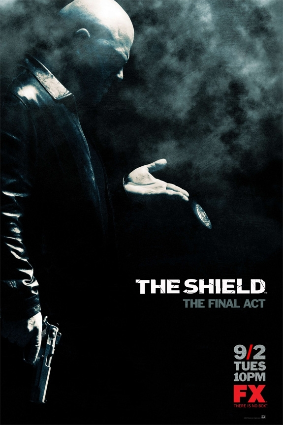 The Shield Season 7 COMPLETE WEBRip & DVDRip 480p, 576p, 720p & 1080p